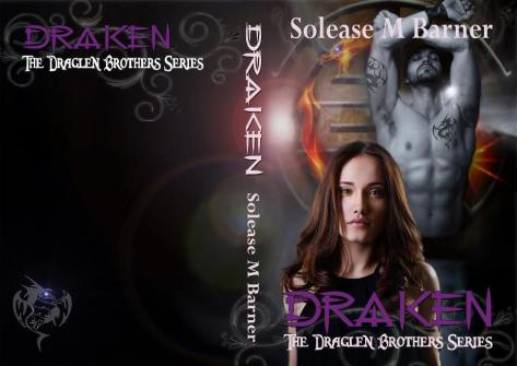 The Draglen series cover